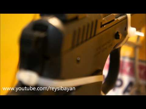 Arms Show 2013: Armscor and Tanfoglio Pistols