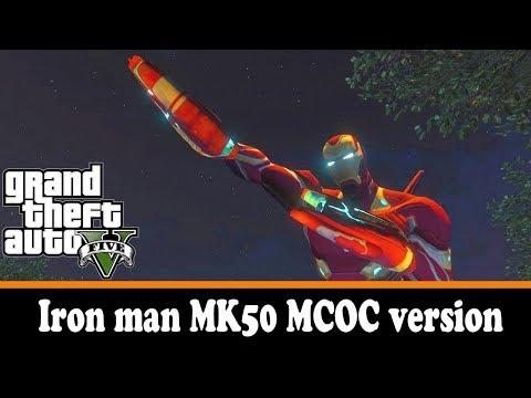 Iron Man MK50 MCOC Version