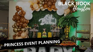 Black Book Houston ft. Princess Event Planning