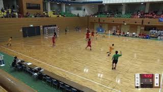 2019年IH ハンドボール 男子 2回戦 松江南(島根) VS 瓊浦(長崎)
