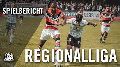 Altona 93 - FC St. Pauli II (9. Spieltag, Regionalliga Nord)