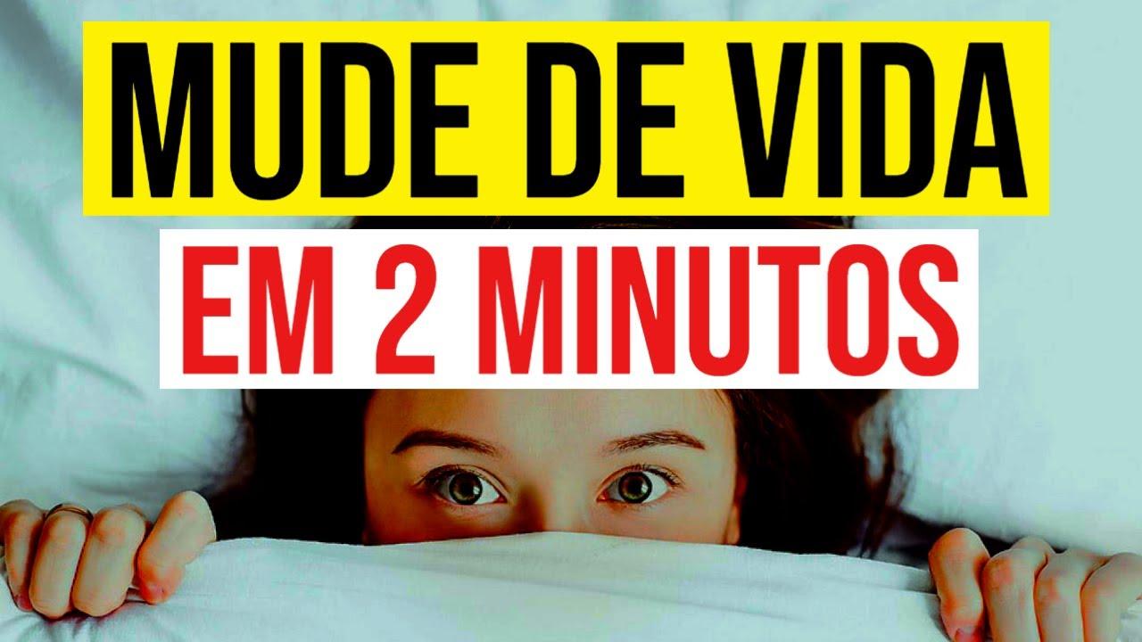 2 MINUTOS DE PRÁTICA: Lei da Atração para antes de dormir