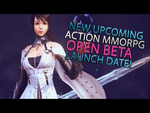 Twilight Spirits - New Upcoming Action MMORPG Open Beta Official Launch Date!