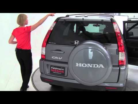 2005 Honda CRV Feldmann Nissan Bloomington Minneapolis MN Used Walk Around N6419A