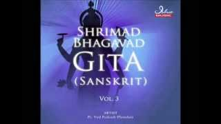 Bhagavad Gita - Chapter 12 (Complete Sanskrit recitation)