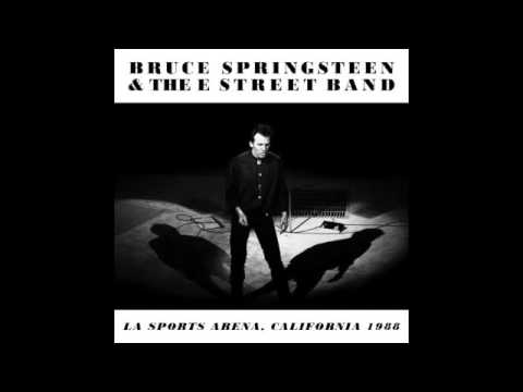 Bruce Springsteen - Dancing In The Dark (Live) - Los Angelas 4/23/88 - Official Audio