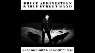 Bruce Springsteen - Dancing In The Dark (Live) - Los Angelas 4/23/88 - Official Audio