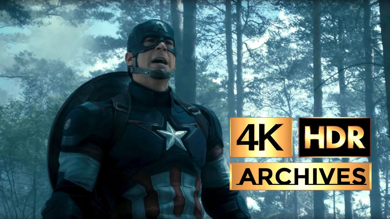 Download Avengers Age of Ultron - Avengers vs HYDRA - Opening Fight Scene [ HDR - 4K - 5.1 ]