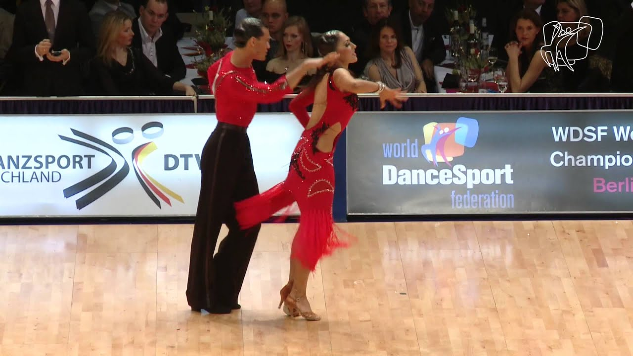 Karasek - Karaskova, CZE | 2013 World Latin R2 C