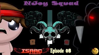 Super Meat Boy ! - The Binding Of Isaac Afterbirth + (#08)
