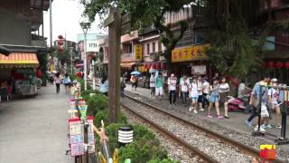Pingxi and Shifin Taiwan-The lantern towns