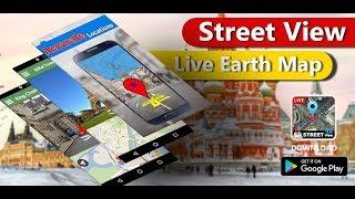 Street View Live Map Satellite GPS Navigation screenshot 3
