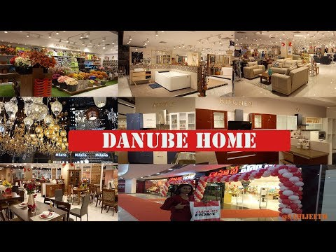 Danube Home | India's First Store in Hyderabad | A Look Around | SahiJeeth