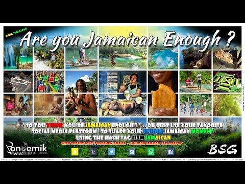 Pondemik Jamaica x TreviQ - I Am From Jamaica - June 2016