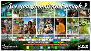 Pondemik Jamaica x TreviQ - I Am From Jamaica - June 2016