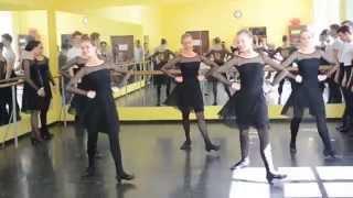 Контрольный урок. Народный танец. гр.207