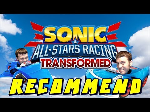 Sonic and All Stars Racing Transformed: Game We Recommend (GWR)  