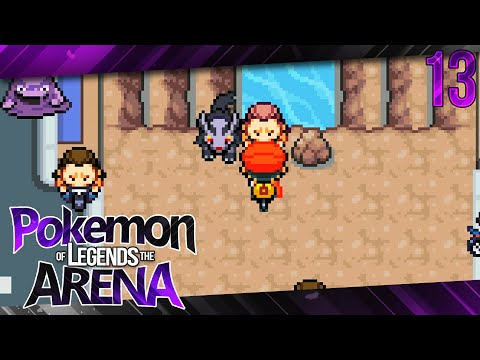 BIKER GANG! GET OUT THE MIDDLE OF THE ROAD! Pokemon Legends of the Arena - Episode 13