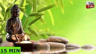 15 MIN - Расслабляющая музыка  релакс для сна, медитации, йоги #92