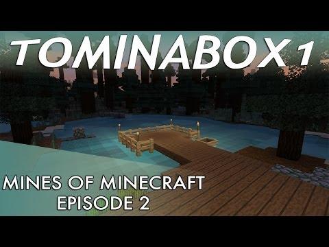 Mines of Minecraft: tominabox solo LP - Episode 2