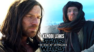 The Rise Of Skywalker Kenobi Leaks Change Everything! (Star Wars Episode 9)