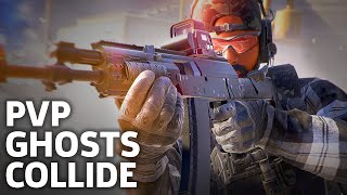 Ghost Recon: Wildlands 4v4 PVP Gameplay | Ghost War DLC