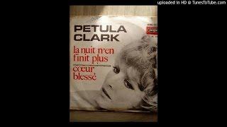 Petula Clark-Cœur Blessé-lyly oldies a gogo
