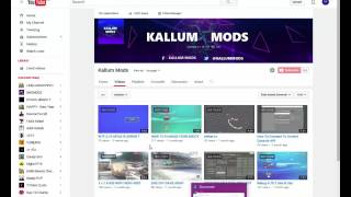 KallumMods - ViYoutube com