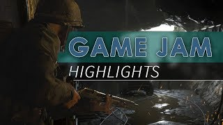 Highlights from the Game Jam! (Top 5 Games)