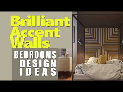 Bedrooms With Accent Walls