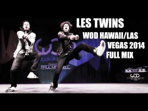 LES TWINS - World of Dance Hawaii/Las Vegas 2014 - FULL MIX (REMASTERED)