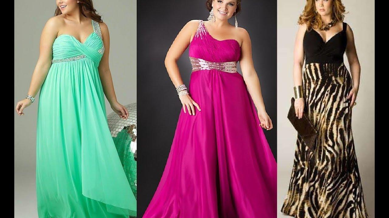 Vestidos para viejas gordas – Moda Española moderna