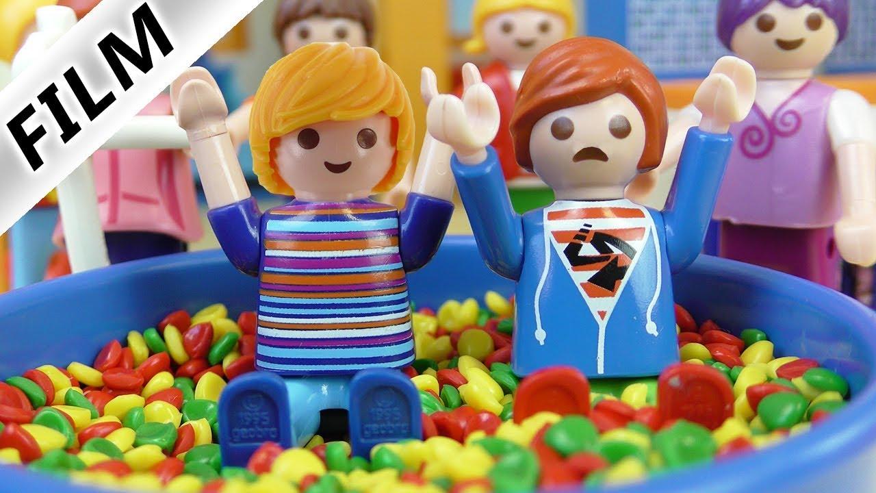 Playmobil Film Deutsch Papa Wieder In Kita Peinliches Benehmen