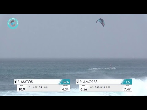 LIVESTREAM - GKA Kite-Surf World Cup Cabo Verde 2019 - DAY 3
