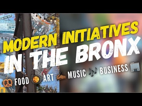 HOTTEST ART SPOT IN NYC? THE BRONX!