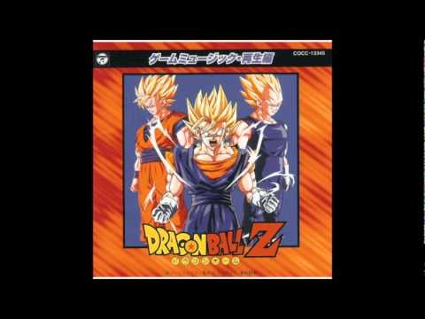 DBZ Game Music Saisei Hen - Hikari no Will Power [Original Karaoke]