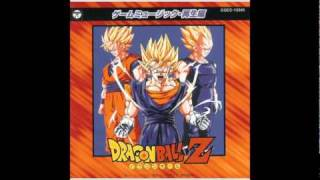 DBZ Game Music Saisei Hen - Hikari no Will Power [Original Karaoke]