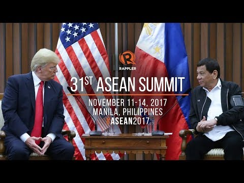 LIVE: 31st ASEAN Summit, November 13