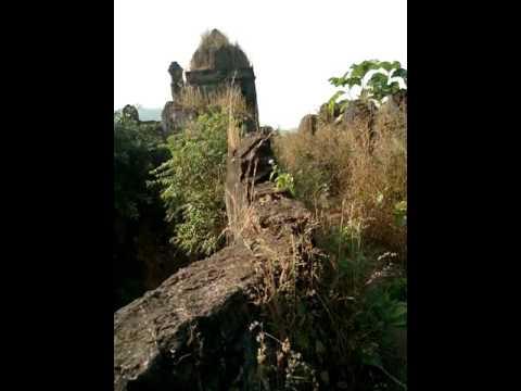 Visit of Palamu kila (Akshay & vikram)