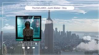 The Kid LAROI , Justin Bieber - Stay [ 1시간 / 가사 해석 / 자막 ]