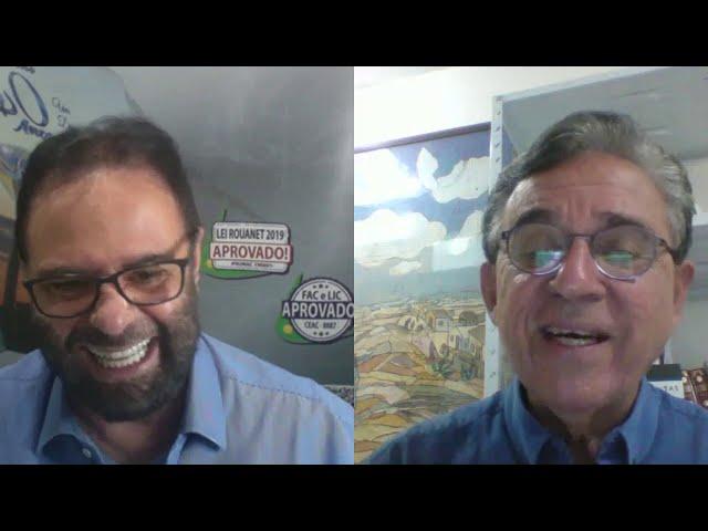 Entrevista com o Jornalista RENATO RIELLA