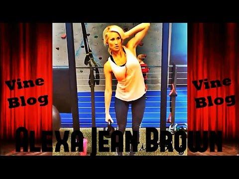 Alexa Jean Brown Best Instagram Videos ★ HD 2015 ★