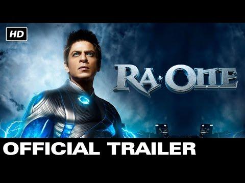 Ra.One -  Official Trailer | Shahrukh...
