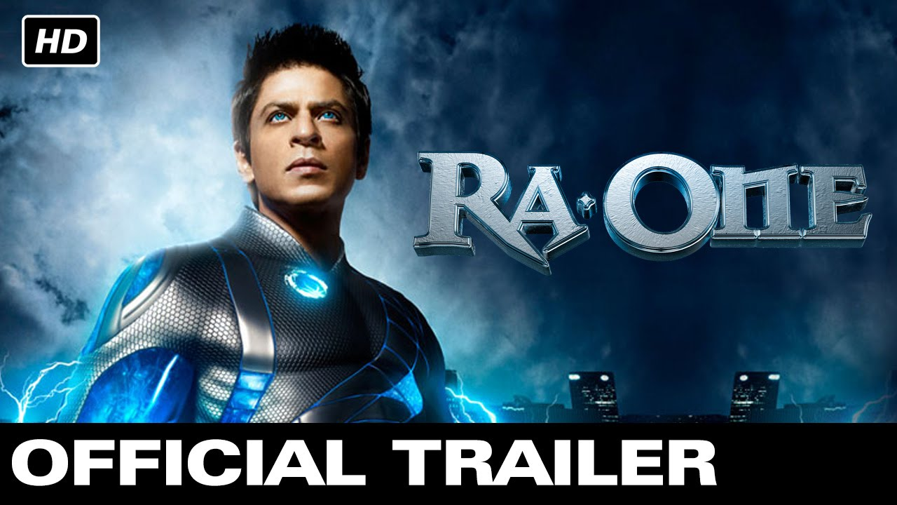 Download Ra.One -  Official Trailer   Shahrukh Khan, Arjun Rampal, Kareena Kapoor
