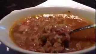 Manhattan Clam Chowder Soup - Daily Special