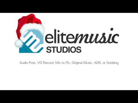 Merry Christmas 2016 from Elite Music Studios