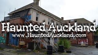 Haunted Auckland investigates Kingseat Psychiatric Hospital