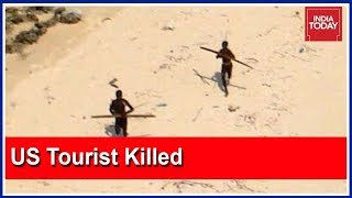 7 Arrested For Murder Of US National By Sentinelese Tribe   5ive Live