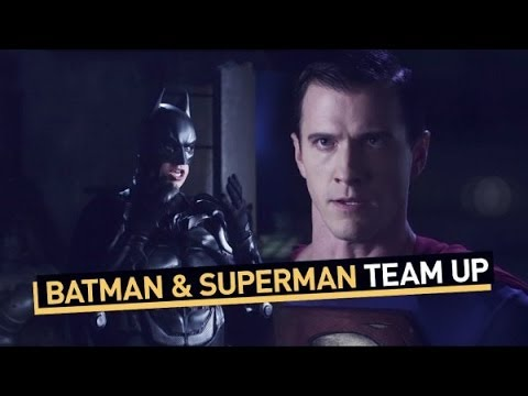 Batman and Superman Team Up