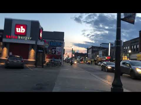 Woodstock Ontario Canada Walking Tour